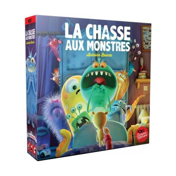 La Chasse Aux Monstres Jeux De Societe Ludum Fr
