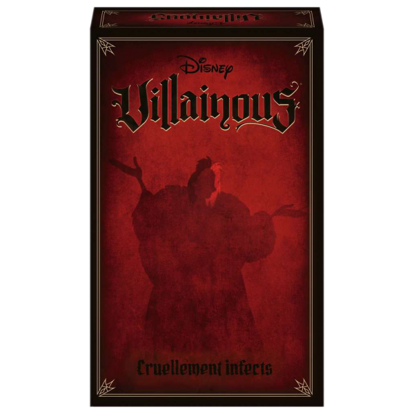 villainous : cruellement infect - extension boîte
