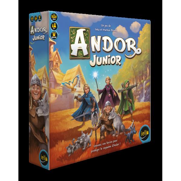 Andor Junior boite