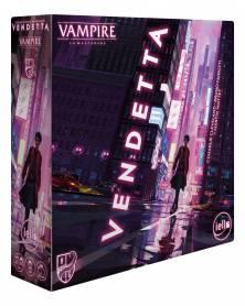 Vendette Vampire - La Mascarade boite