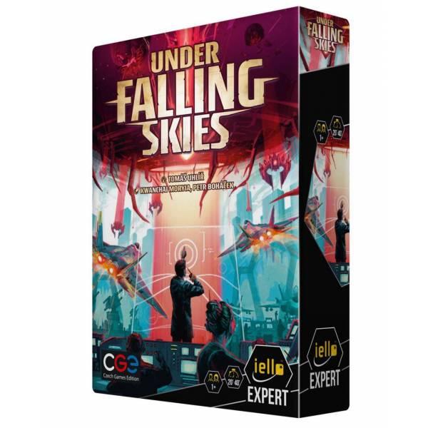 under falling skies boîte