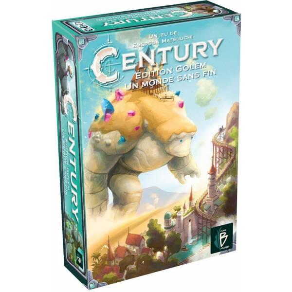 century edition golem : un monde sans fin boîte