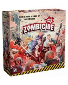 zombicide 2ème edition : saison 1 boîte