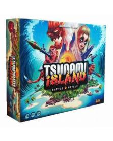 Tsunami Island : Battle Royale