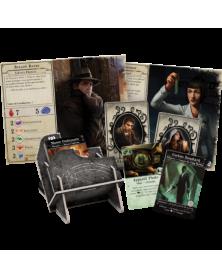 horreur à arkham 3ème edition : terreurs nocturnes - extension plateau
