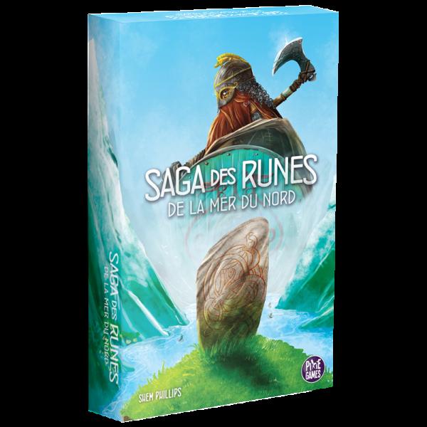saga des runes de la mer du nord boîte
