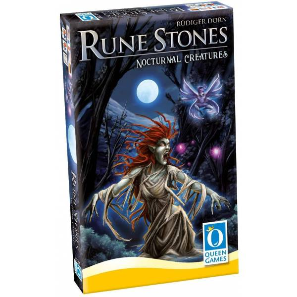 rune stones : nocturnal creatures - extension boîte