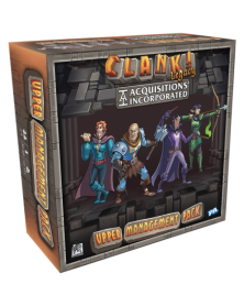 Clank! : Upper Management Pack - Extension
