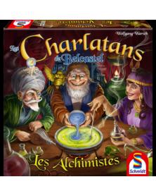 les charlatans de belcastel : les alchimistes - extension boîte