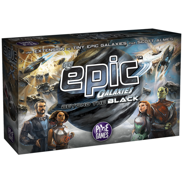 tiny epic galaxies : beyond the black - extension boîte