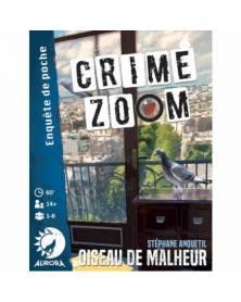 Crime Zoom : Oiseau de malheur