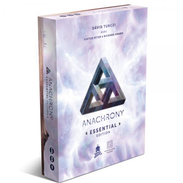 anachrony - essential edition boîte
