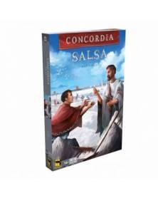 Concordia : Salsa - Extension