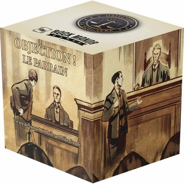 objection ! : le parrain - extension boîte