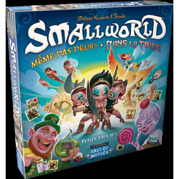 small world : power pack n°1 boîte