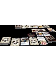 la légende des cinq anneaux : le jeu de cartes plateau