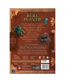 roll player : démons et familiers big box - extension plateau
