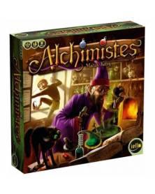alchimistes boîte