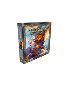 talisman : le dragon - extension boîte