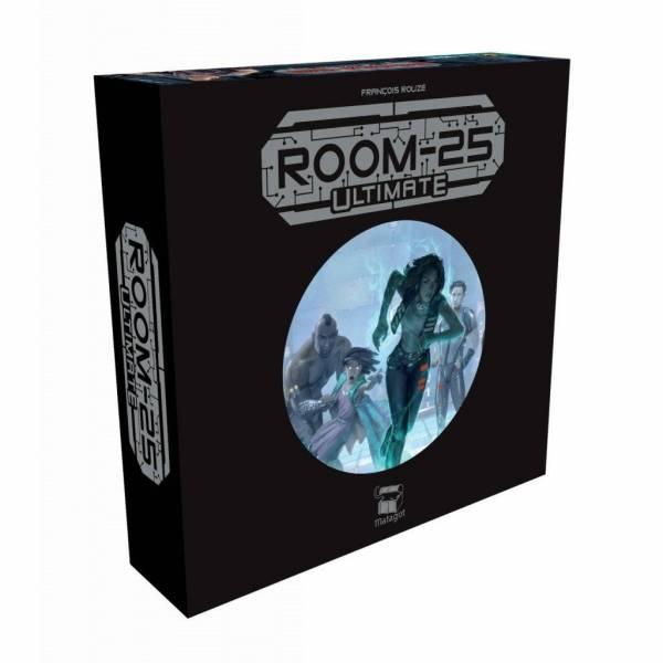 room 25 ultimate boîte