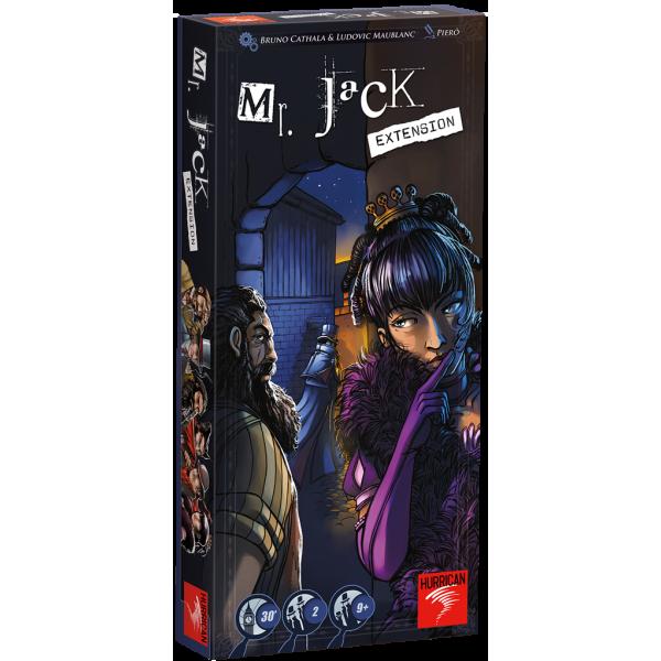 mr. jack london - extension boîte