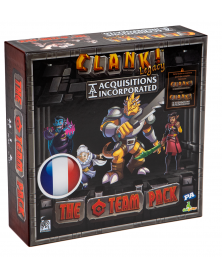 Clank ! : The C Team Pack - Extension