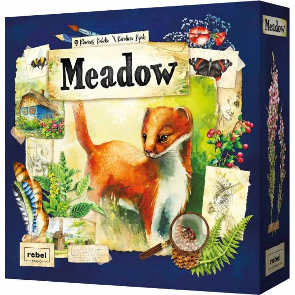 meadow boîte