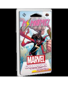 marvel champions : ms.marvel - extension boîte