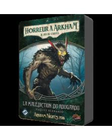 Horreur à Arkham JCE : La malédiction du Rougarou - Extension