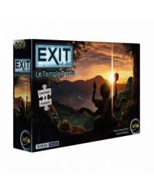 exit puzzle - le temple perdu boîte