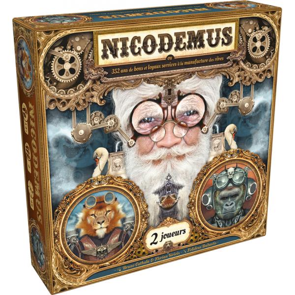 nicodemus boite