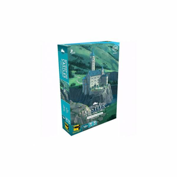between two castles of mad king ludwig : secrets & soirées - extension boîte