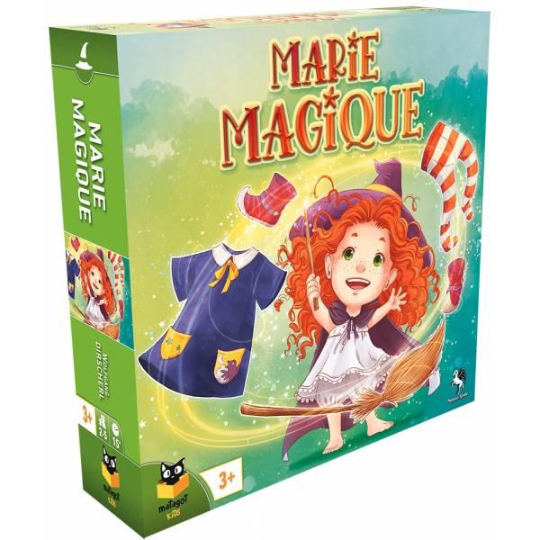 marie magique boîte