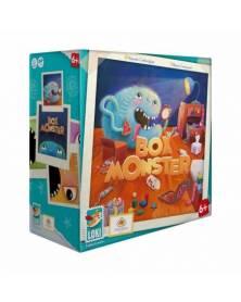 box monster  boîte