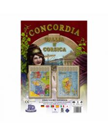 concordia : gallia & corsica - extension boîte