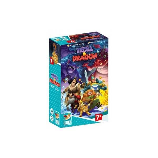 troll & dragon boîte