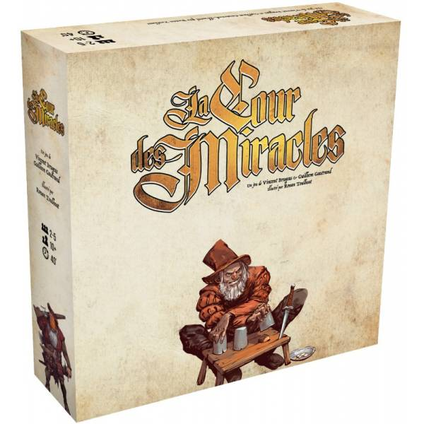 la cour des miracles boîte