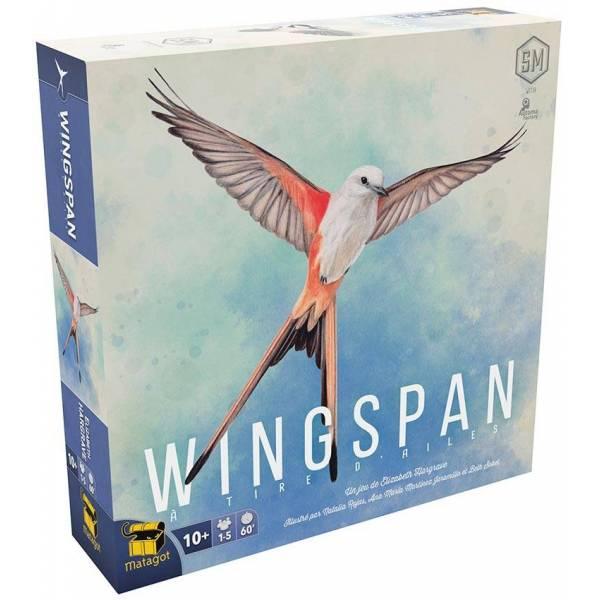 wingspan boîte