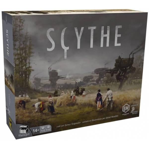 scythe boîte