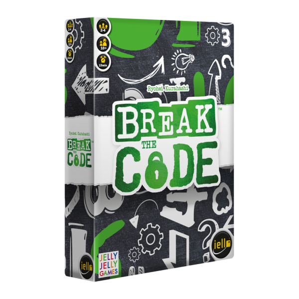 break the code boîte