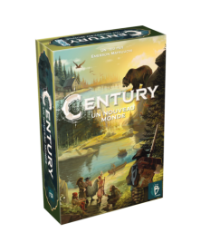 century nouveau monde boîte