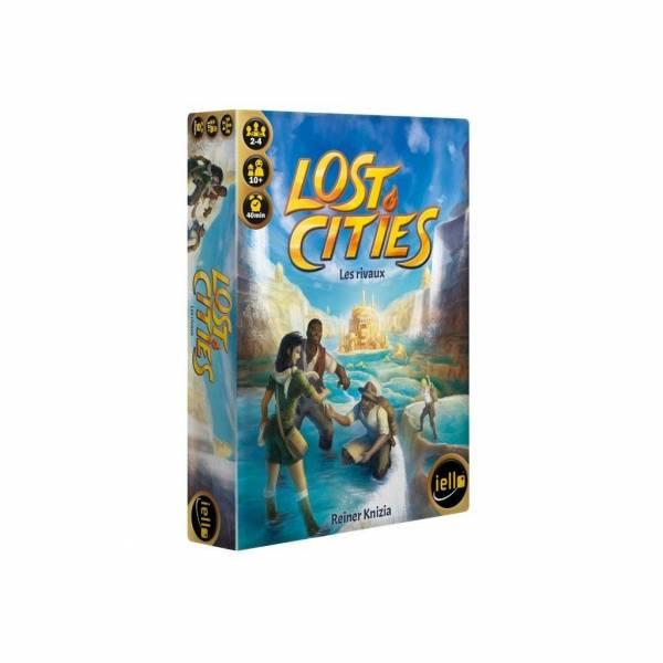 lost cities : les rivaux boîte